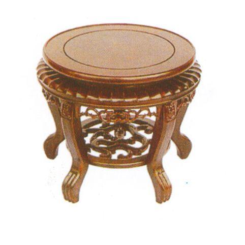 仿古家具-小圆桌