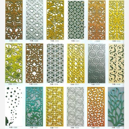 密度板造型镂空素材