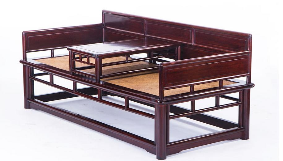 仿古家具-床